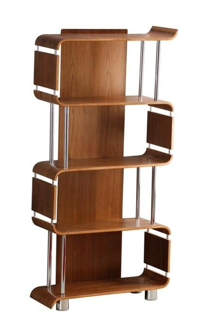 Jual Furnishings Helsinki Bookcase Walnut