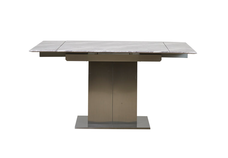 Mark Webster Bergamo Square Extending Dining Table
