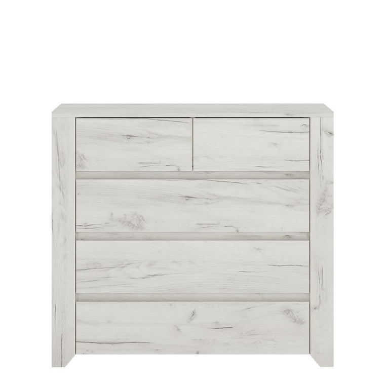 Axton Baychester 2+3 Chest of Drawers
