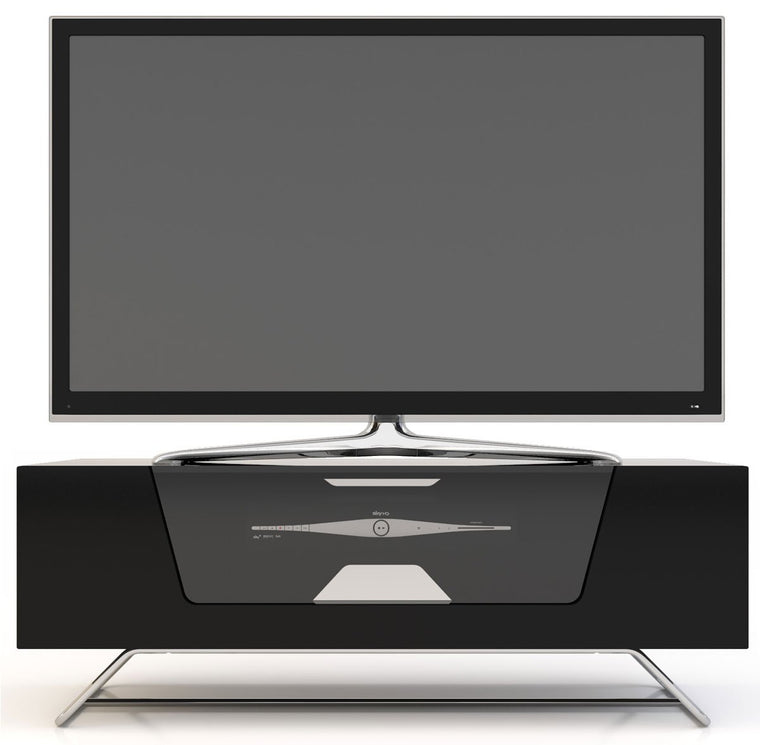 Alphason Chromium 2 TV Media Stand 1000