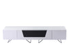 Alphason Chromium 2 TV Media Stands 1600