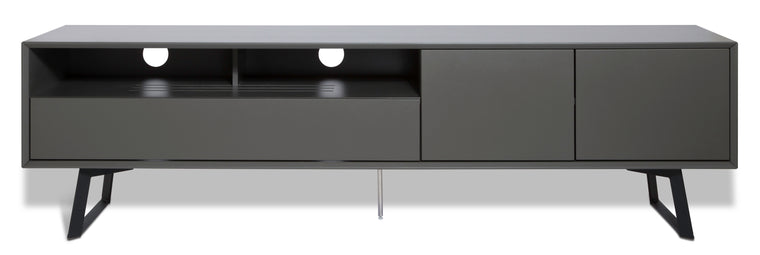 Alphason Carbon Grey TV Media Stands 2000