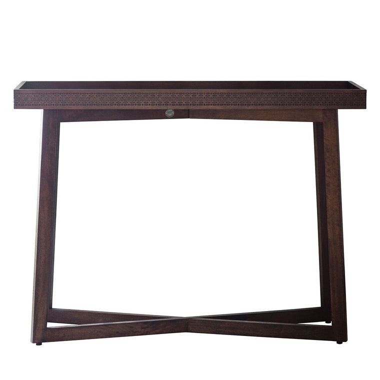 Hudson Living Boho Retreat Console Table