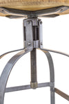 Bodiam Pendennis Dentist Stool 35cm Adjustable Seat