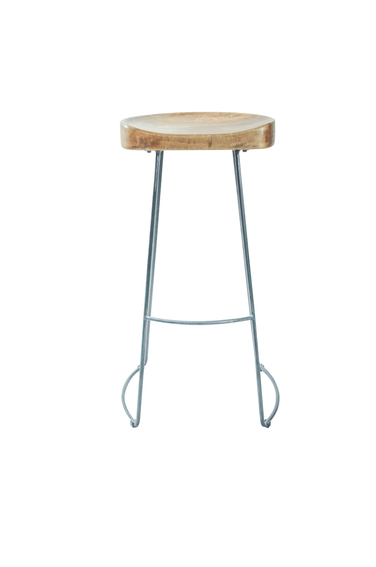 Bodiam Pendennis Tractor Seat Stool 75cm Seat Height