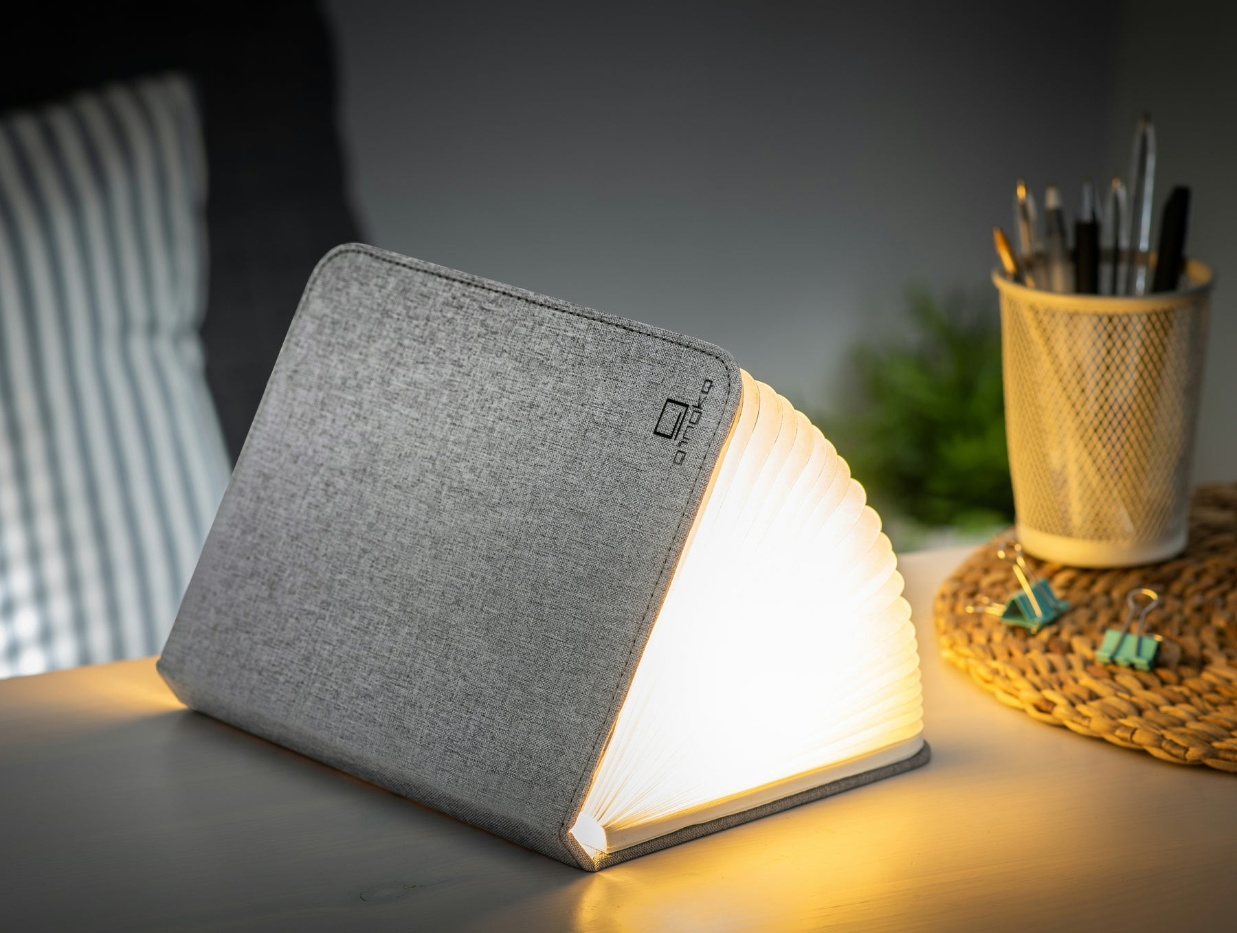 Smart Book Lights