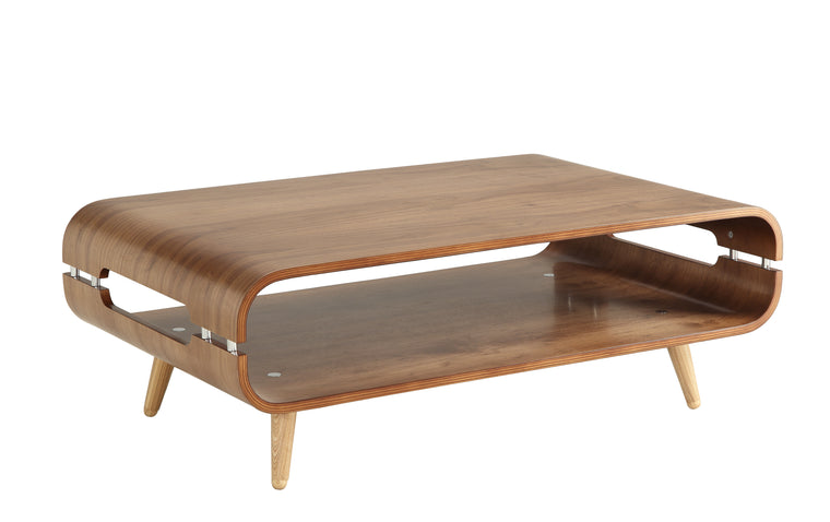Jual Furnishings Havana Walnut Coffee Table