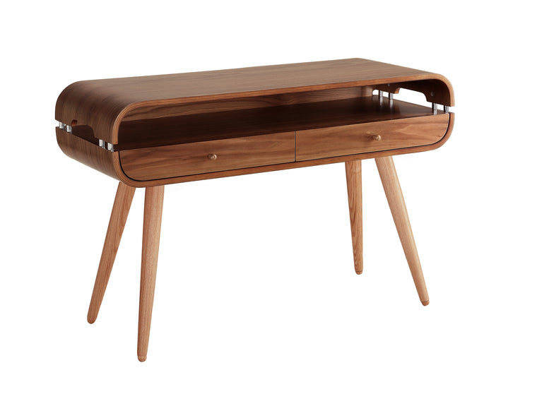 Jual Furnishings Havana Walnut Console Table