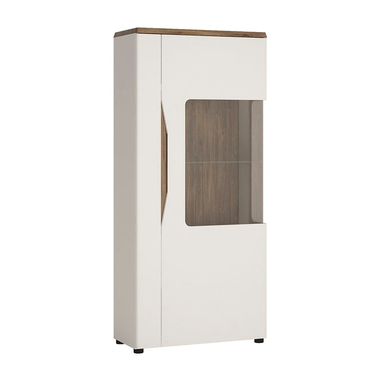 Axton Fordham 1 Door Low Display Cabinet (RH)