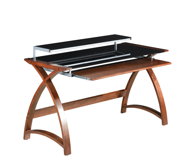 Jual Furnishings Helsinki Desk 1300 Walnut