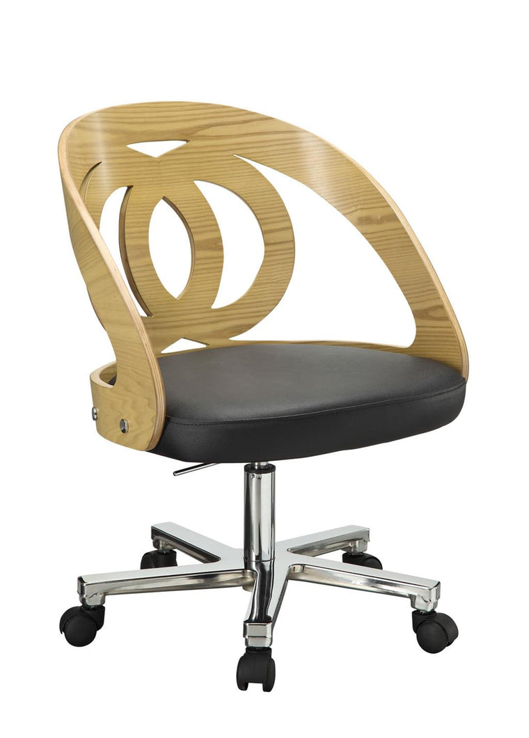 Jual Furnishings Santiago Oak Office Chair