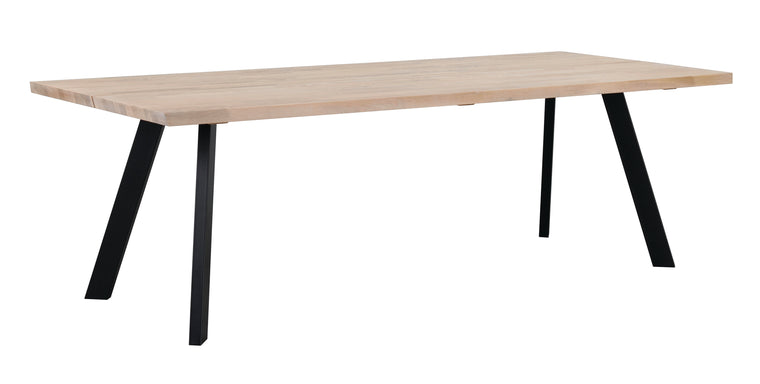 Rowico Picasso 2.4m Dining Table - Natural