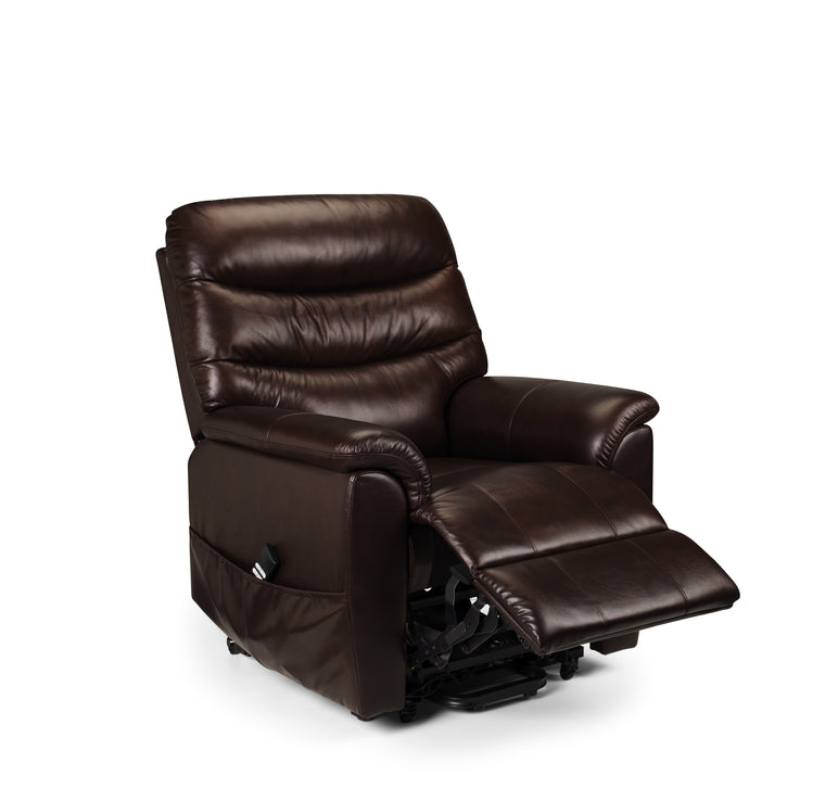 Julian Bowen Pullman Leather Rise & Recline Chair