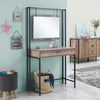 TAD Stretton Dressing Table with Mirror