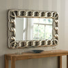 Yearn Contemporary YG129 Silver Mirror