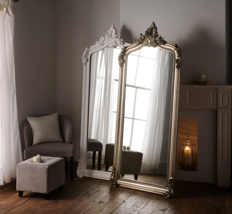 Yearn Baroque / Swept YG136 Mirror