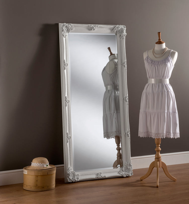 Yearn Baroque / Swept YG138 Mirror