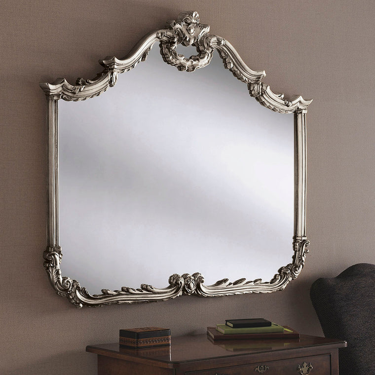 Yearn YG209 Silver Leaf Mirror