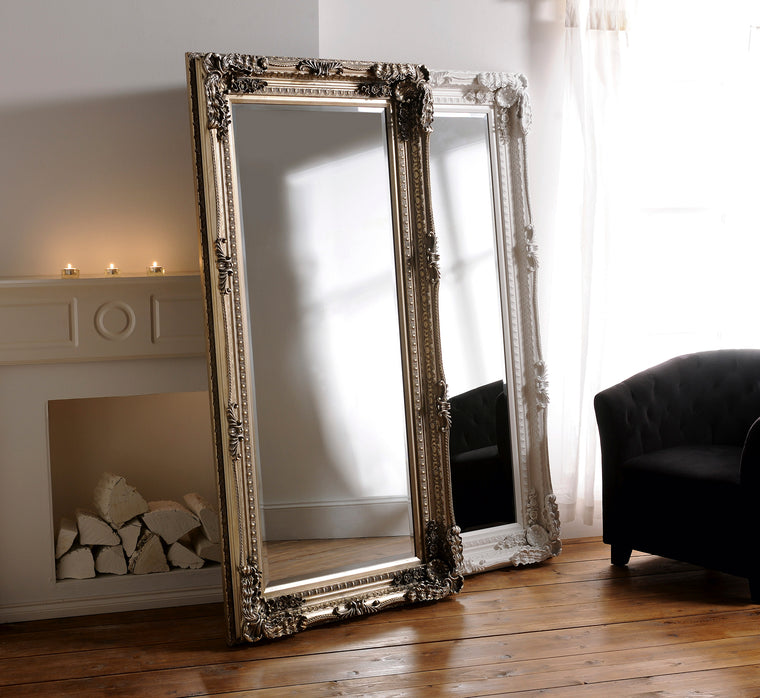 Yearn Baroque / Swept YG257 Mirror