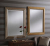 Yearn Rectangular YG312 Silver Mirror