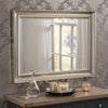 Yearn Rectangular YG601 Silver Mirror