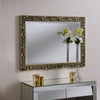 Yearn Rectangular YG675 Champagne Mirror