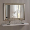 Yearn Rectangular YG741 Silver Mirror