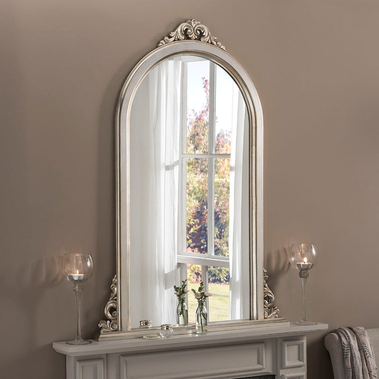 Yearn Over Mantles YG94 Wooden Frame Mirror