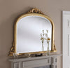 Yearn Over Mantles YG99 Gold Leaf Mirror