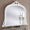 Yearn Over Mantles YG99 Matt White Mirror