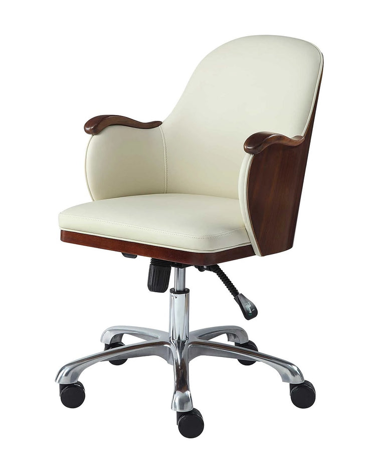 Jual Furnishings San Francisco Executive Office Chair Walnut