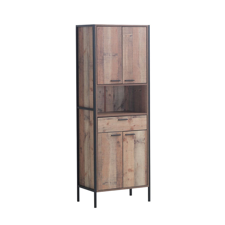 TAD Stretton Tall Storage Cabinet