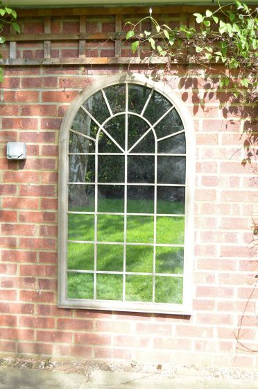 Carrington Country Arch Large Garden Mirror 160 x 91 CM