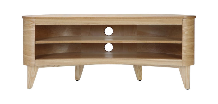 Jual Furnishings San Francisco Oak TV Stand