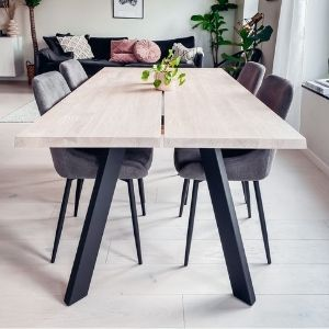 Rowico Picasso 1.7m Dining Table - Natural