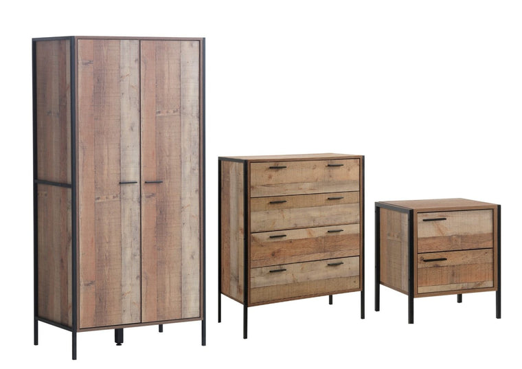 Axton Tremont Sideboard - 3 Doors 2 Drawers