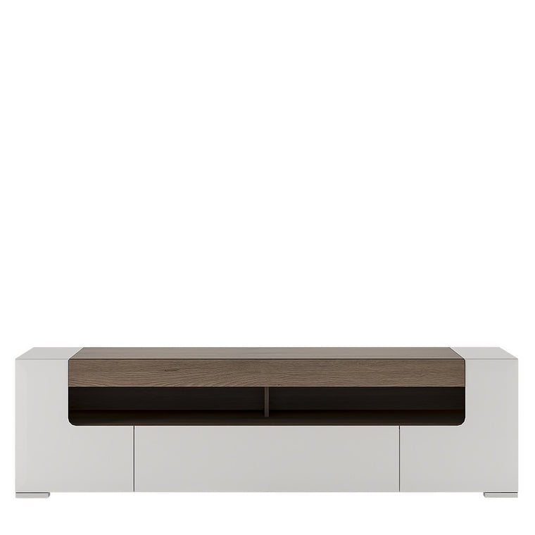Axton Bronxdale 190 cm Wide TV Cabinet