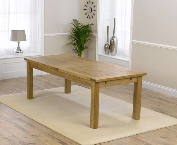 Mark Harris Rustique 220cm Dining Table