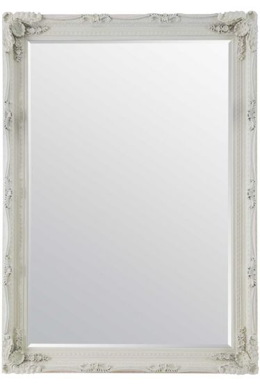 Carrington Ivory Extra Large Wall Mirror 215 x 154 CM