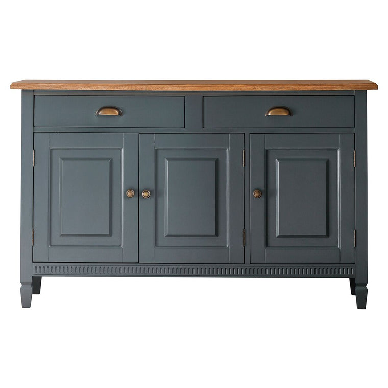 Hudson Living Bronte 3 Door / 2 Drawer Sideboard Storm