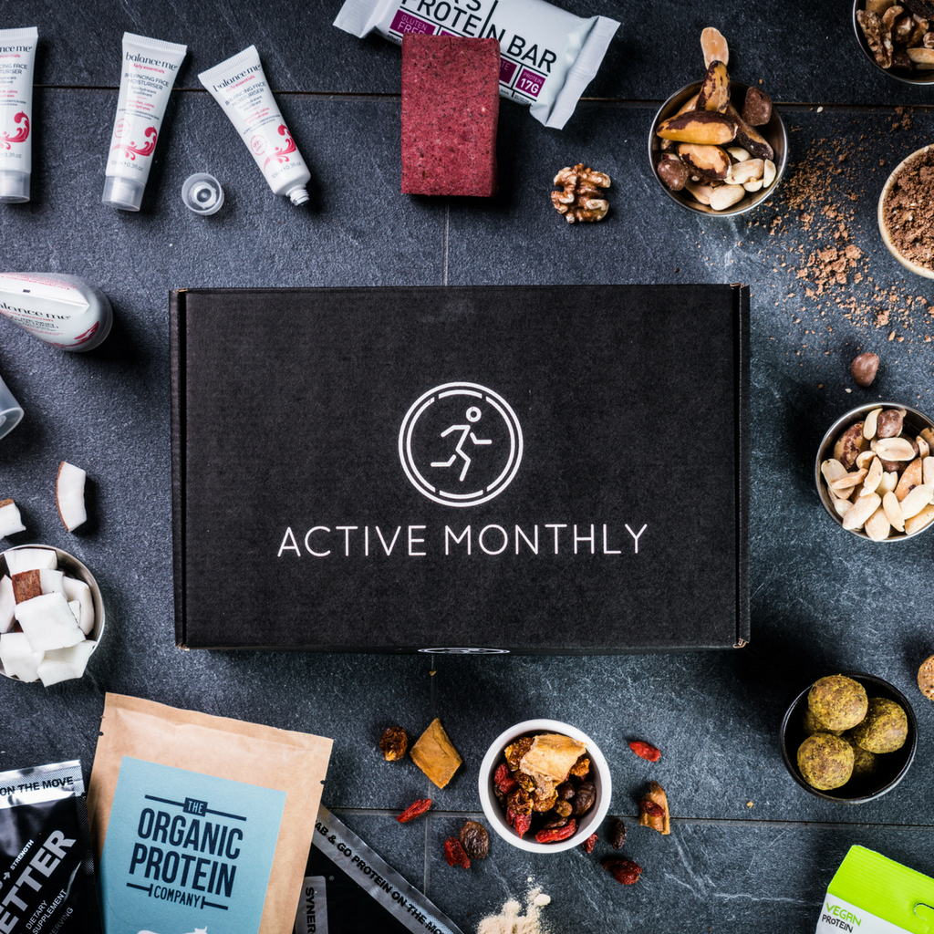 12 Month Active Monthly Plan