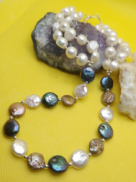 """Shell Island"" ~ Necklace"
