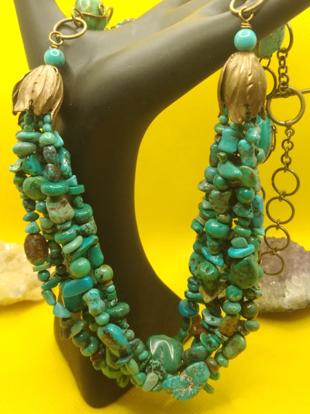 """Bradley Creek"" ~ Necklace"