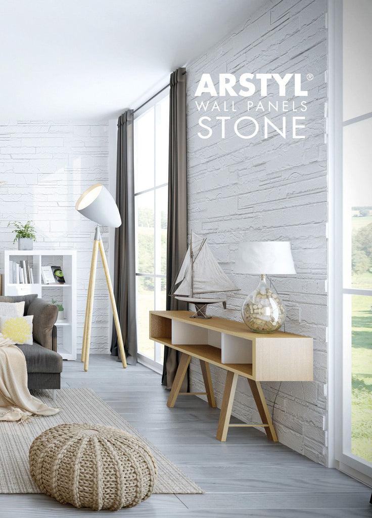 STONE 3D WALL PANEL