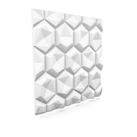 HEXAGON 3D Wall Panel Model 08, [shop-name]