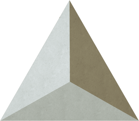 Pyramid 3D Concrete Tile, [shop-name]