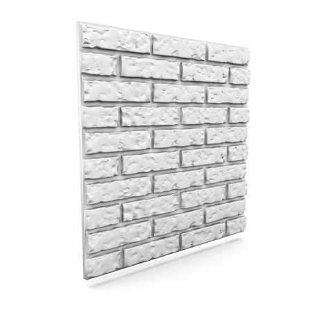 BRICK 3D Wall Panel Model 06, [shop-name]