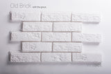 Old Brick - decorative brick decor with grout, [shop-name]