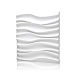 """Desert Sand"" 3D Wall Panel Model 09, [shop-name]"