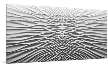 3D Gypsum Mural - Model ILLUSION, [shop-name]